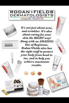 Psoriasis, eczema, sensitive skin, wrinkles, prevention, acne scars, freckles, sun damage, brown spots and so much more. What could Rodan and Fields fix for you? www.jaclynward.myrandf.com