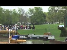 Watch the Silver Fox: Andrew Nicholson & Quimbo - Rolex 2013 Cross Country