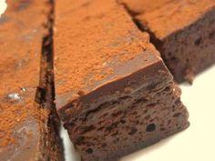 炊飯器de簡単♪新食感チョコケーキ♡
