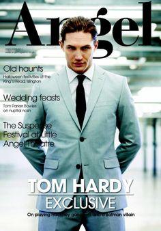 Mmmmmm...mmmmm Tom Hardy