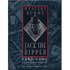 Mystery Rummy Case #1 Jack The Ripper Card Game http://ift.tt/2dydn8a | #tradingcards #tradingcard #tradingcardgame card games Trading card trading card games trading card stores pokemon buddy fight cardfight vanguard Disney doctor who football force of will legend of the five rings moshi monsters my little ponies skylanders world of warcraft naruto harry potter yu gi oh lord of the rings