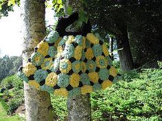 La Borsa - from a Japanese crochet Magazine.