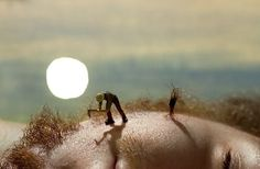 Miniature farmer
