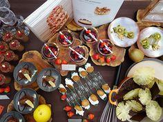 世界一の朝食で人気の都市型オーベルジュ[神戸北野ホテル]『ナイトデザートブッフェ』