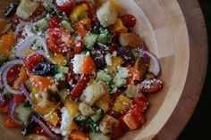 Love ina garten. This salad is to die for!