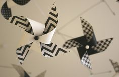 Love this, especially since babies see black & white really well! From http://www.etsy.com/listing/70399008/black-and-white-mobile-crib-mobile-baby?ref=pr_faveitems