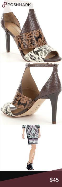 New Antonio Melani Phaedra Heels 7.5 New Antonio Melani Phaedra Heels ANTONIO MELANI Shoes Heels