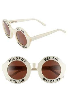 Wildfox 'Bel Air' 44m Sunglasses | Nordstrom
