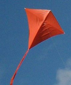 Does my paper kite fly in circles