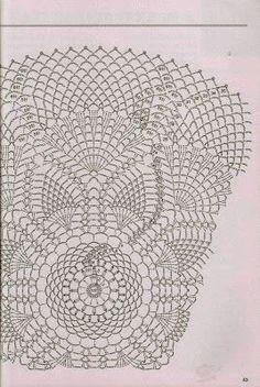 circular doilies crochet | Crochet Knitting Handicraft | Bloglovin'