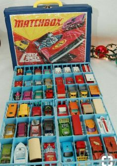 I loved my matchbox sets. Good memories. Wish I still had them.
