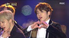 2016 MBC 가요대제전 - 2017년의 문을 여는 첫 무대! 새해에도 방탄과 함께♥ 방탄소년단의 피 땀 눈물 + 불타오르네 2...