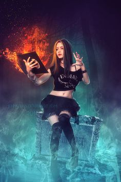 Photography Discover Witch by IgnisSouls on DeviantArt Fantasy Witch Witch Art Fantasy Warrior Dark Fantasy Fantasy Inspiration Character Inspiration Character Art Cover Wattpad Beautiful Dark Art Fantasy Witch, Witch Art, Dark Fantasy Art, Fantasy Girl, Fantasy Warrior, Fantasy Inspiration, Character Inspiration, Character Art, Neon Girl