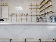 Biasol respects the architectural treasures of its location for Grind coffee bar - News - Frameweb