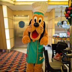 Disney Parks - Pluto:)