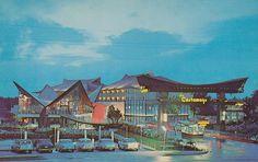 castaways motel miami beach fl | Night view of the Fabulous Castaways Motel