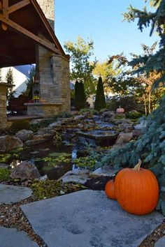 Water Features | Chesterfield Valley Nursery