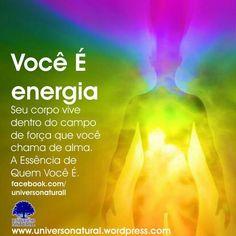 Você é energia