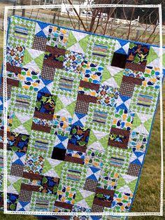 Quilt Taffy: College Bound   Quilts   Pinterest   Tutorials, Craft ... : quilt taffy - Adamdwight.com