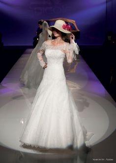 Collezione abiti da sposa #Nicole, abito da #sposa modello Nadette