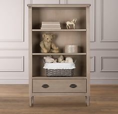 Restoration Hardware Bookcase