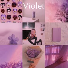 Violet // name aesthetic