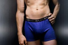 Protect your fertility with Wireless Armour, the new smart underwear for men