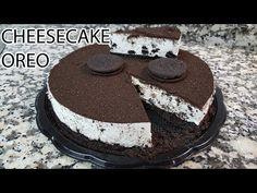 Cheesecakes, Oreo Cheesecake, Recipies, Deserts, Sweets, Cooking, Youtube, Food, Cake Receipe