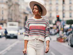 Donna Moderna è: segreti di bellezza, tendenze moda, consigli di benessere, amore | Donna Moderna Love Hat, Tops, Fashion, Moda, Fashion Styles, Fashion Illustrations