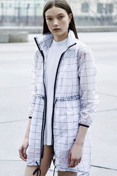 Without Walls Lightweight Cocoon Coat - Urban Outfitters