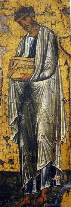 The Apostles. Byzantine iconography. Part II » Orthodoxy icons