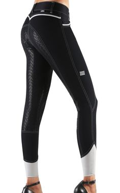 Buy GhoDho Designer Equestrian Breeches and Riding Apparel Online. GhoDho is a designer line consisting of full seat and knee patch breeches, sun shirts and cruelty free belts. Our products are made of the best technical fabrics available on the market. Equestrian Boots, Equestrian Outfits, Equestrian Style, Equestrian Fashion, Horse Fashion, Riding Hats, Horse Riding, Riding Clothes, Riding Gear