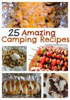 25 Amazing Camping Recipes
