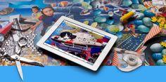 Collage iPad App
