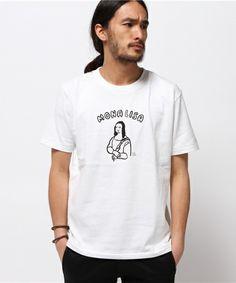 BEAMS TのNAIJEL GRAPH / プリント Tシャツ 16SSです。こちらの商品はBEAMS Online Shopにて通販購入可能です。