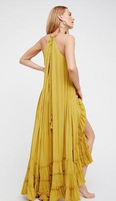 Wrap Around Maxi Dress | Free People