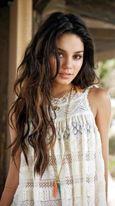 Vanessa Hudgens ♥ She was my favorite character in High School Musical :)