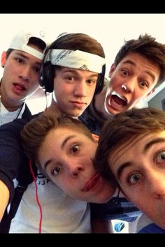 I GOT TICKETS TO MAGCON ATLANTA!!! Please Note: Sone of the people in the magcon family are not pictured.