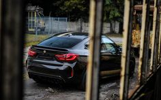 Unless ugly German SUVs are your thing, the BMW is far… Bmw X6, National Parks, Car, German, Deutsch, Automobile, German Language, Autos, Cars