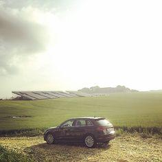 #Audi #A3 #Etron #Battlefield #Waterloo #Morning #Bicentenary Waterloo Belgium, Audi A3, Instagram Posts