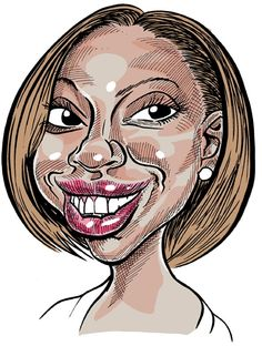 Caricature from Photo Colour by Simon Ellinas - Our prices