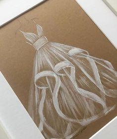 Fashion Illustration Portfolio, Fashion Illustration Dresses, Fashion Illustrations, Doodle Art Designs, Designs To Draw, Fashion Design Drawings, Fashion Sketches, Fashion Art, Girl Fashion