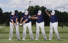 Swing Sequence: Shane Lowry Photos - Golf Digest