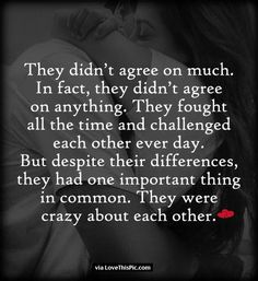 Crazy About Eachother love love quotes quotes couples quote couple in love love quote relationship quotes instagram quotes