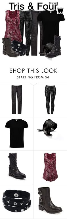 """Divergent"" by wearwhatyouwatch ❤ liked on Polyvore featuring Helmut Lang, J APOSTROPHE, Jack & Jones, +Beryll, Ralph Lauren, BKE Boutique, Vance Co., Aquatalia by Marvin K., wearwhatyouwatch and film"