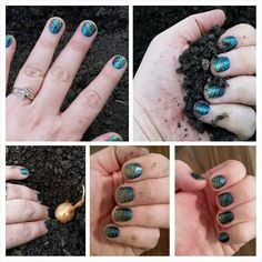 Can your nails hold up to the Garden? Jamberry can!