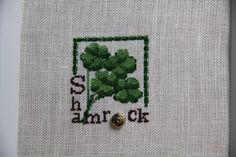 Tiny Shamrocks