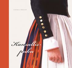 Wonderful new book. Finnish national costume by Leena Holst, published by Maahenki Folk Costume, Costumes, Everyday Dresses, Traditional Outfits, Finland, New Books, Cheer Skirts, Fashion Dresses, Gowns