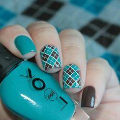 100 Beautiful Artistic Nail Art Designs