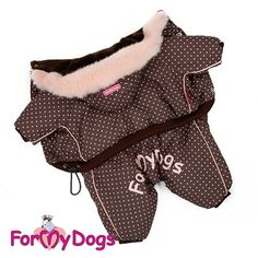 ForMyDogs Warm overall Asthon female